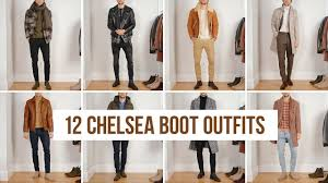 12 Ways to Style <b>Chelsea Boots</b> (Fall/<b>Winter</b>)   Outfit Ideas   Men's ...