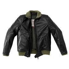 spidi tank leather jacket black flat