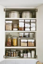 Kitchen Cabinet Organizing Ideas