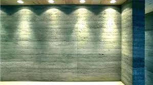 concrete covering options wall idea exterior