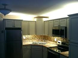 cabinet lighting ideas. Over Cabinet Lighting Led Above Ideas Throughout Battery