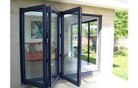 exterior accordion doors. Sliding Accordion Door Different Types Of Exterior Folding Patio Doors Interior Design