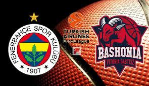 Fenerbahçe - Baskonia maçı (şifresiz mi) ne zaman, hangi ...