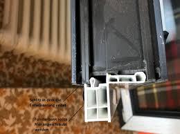 Fenster Entwässerung Falsch Fenster Schon Eingebaut
