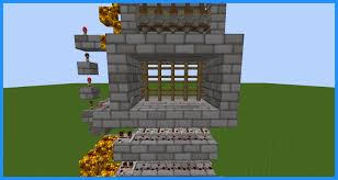 minecraft fence recipe. Amazing Minecraft Redstone Fence Gate Portcullis Single And Of Mc Style Recipe Trends I
