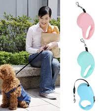 2019 <b>3M 5M</b> Automatic Retractable <b>Dog</b> Leash Belt Puppy <b>Pet</b> ...