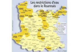 Roanne | Eau : toutes les communes ne sont pas soumises aux mêmes ... via Relatably.com