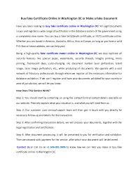 Buy Fake Certificate Online In Washington Dc Or Make A Fake