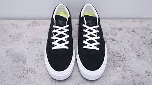 converse one star black. almost forgotten, converse\u0027s chucks have been put back on the map by its omnipresence in supreme\u0027s cherry video \u2013 and latest collaboration with polar converse one star black