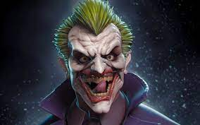 2560x1600 Joker 3d Art 2560x1600 ...