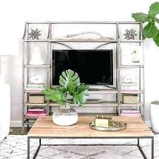 tv shelf unit shelf unit industrial shelving unit with fiddle leaf fig floating shelf unit large