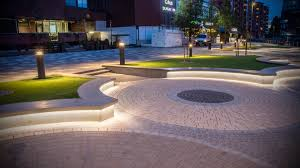 Urban Lighting Design Urban Landscape Lighting