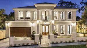 french provincial homes designs. the french provincial home at 20 landridge st, glen waverley, has a long list homes designs f