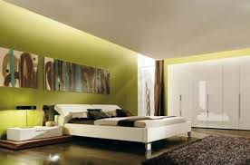 modern bedroom green. 3 Green White Modern Bedroom 510x337 300x198 G