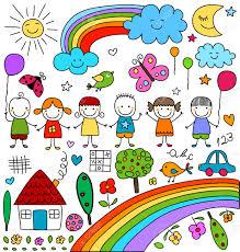 Dessin Enfant Banque D Images Vecteurs Et Illustrations Libres De Dessin Des Enfants L