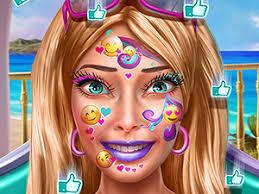 ellie insram makeup