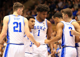 Duke blue devils vs north carolina tar heels, playstation 3 video game platform, ea sports simulation, great 2019 holiday gift ideas for the whole family! Duke Basketball Early Look At Blue Devils Potential Roster For 2020 21