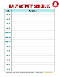 daily calendar template word 25 unique daily schedule template ideas on pinterest daily