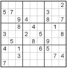 Printable Easy Sudoku on Easy Sudoku Easy Printable Sudoku Puzzles ...