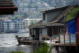 Houseboats In Seattle Seattle Afloat Seattle Houseboats Floating Homes Live Life
