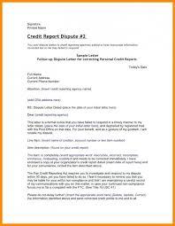 credit dispute letter sle credit dispute letters credit