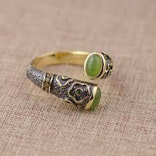 FNJ Rose Quartz Ring <b>925 Silver Natural</b> Stone New Fashion <b>Pure</b> ...