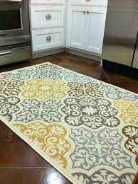 remarkable light blue kitchen rugs blue yellow rug roselawnlutheran