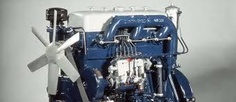 first diesel engine. 1936: First Diesel Engine First D