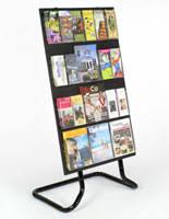 Flyer Display Stands Literature Display Stands Floor Standing Magazine Pamphlet Racks 14