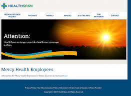 Mercy My Chart Lorain Ohio Healthspan Competitors Revenue And Employees Owler