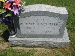 "Richard Allen ""Dick"" Schiefer (1930-2002) - Find A Grave Memorial"