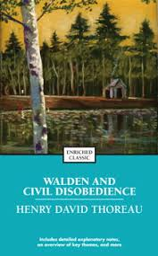 walden and civil disobedience book by henry david thoreau  walden and civil disobedience