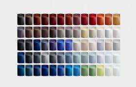 Glasurit Color Chart Color Trends 2017 2018 Glasurit