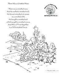 nursery rhymes coloring pages link to many nursery rhyme color pages nursery rhyme coloring sheets free