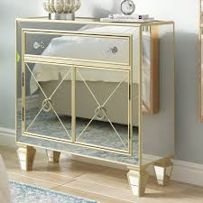 Image Turquoise Willa Arlo Interiors Farah Mirrored Door Accent Cabinet Reviews Wayfair Wayfair Willa Arlo Interiors Farah Mirrored Door Accent Cabinet Reviews