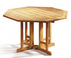 berrington teak eg octagonal garden table 120cm