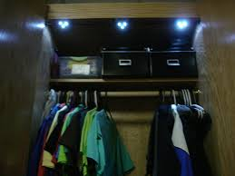 closet lighting led. Picture Of Door Activated LED Lighting Using Hall Effect Sensors Closet Led I