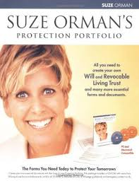 Suze Orman's Will Trust Kit: The Ultimate Protection Portfolio by ...