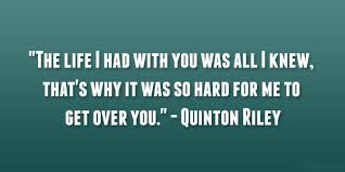 Getting Over A Break Up Quotes Stunning 48 Emotional And Sad Break Up Quotes