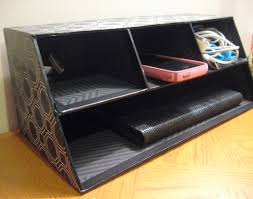 fabulous diy mobile device charging station