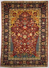 373 lot 373 antique persian isphahan rug