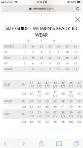 Loot Wear Size Chart Pin By Cole City Loot On Sized Up Ready To Wear Sheet