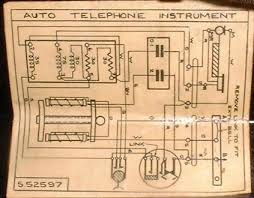 gec gecophone circuit diagram this telephones has two capacitors which are in the same casing the casing therefore has four terminals
