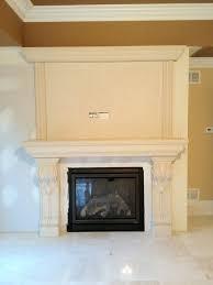 gfrc fireplace surround