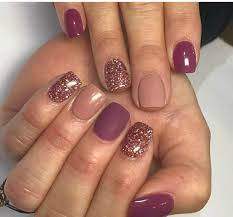 Pin by LaToya Carpenter on Nails in 2020 | Dipped nails, Fall acrylic  nails, Powder nails
