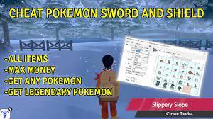 Pokemon Sword and Shield Cheat 2021 using PKHeX 21.01.31 + Save File  Download (Yuzu Emulator) - YouTube