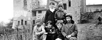 Quei Bambini Di Astino In Bianco E Nero Storylab Tuffo Nel Passato