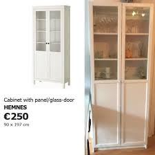ikea s cabinet with glass door in dublin thumbnail 1