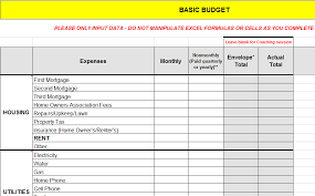 Free Budget Spreadsheet Dave Ramsey 28 Templates Flow Budget
