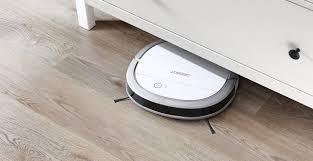 Robot hút bụi lau nhà thông minh Ecovacs Deebot Slim 11 Robotdilife - Review  robot hút bụi lau nhà